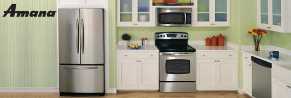 Amana Kitchen Appliance Repair