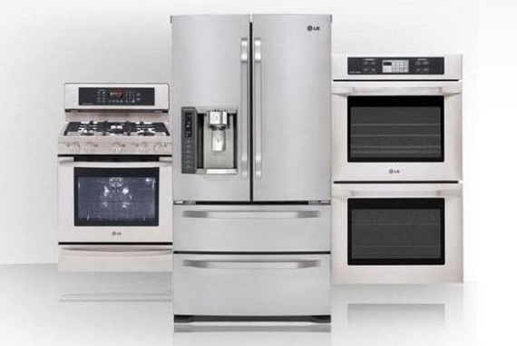 LG Kitchen Appliance Repair