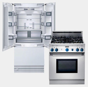 Thermador Kitchen Appliance Repair